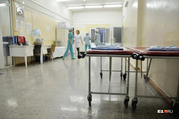 Женщина была в больнице с 23 ноября и накануне скончалась