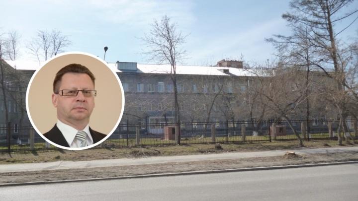 Умер главврач Новосибирской туберкулезной больницы