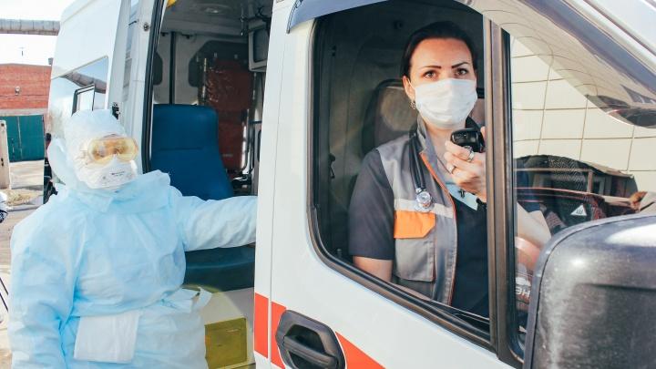 За сутки умерли двое жителей Омской области с коронавирусной инфекцией