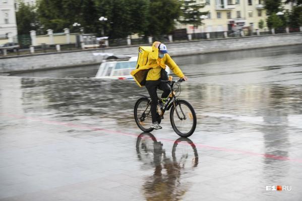 В регионе одновременно ожидаются сильные дожди и жара
