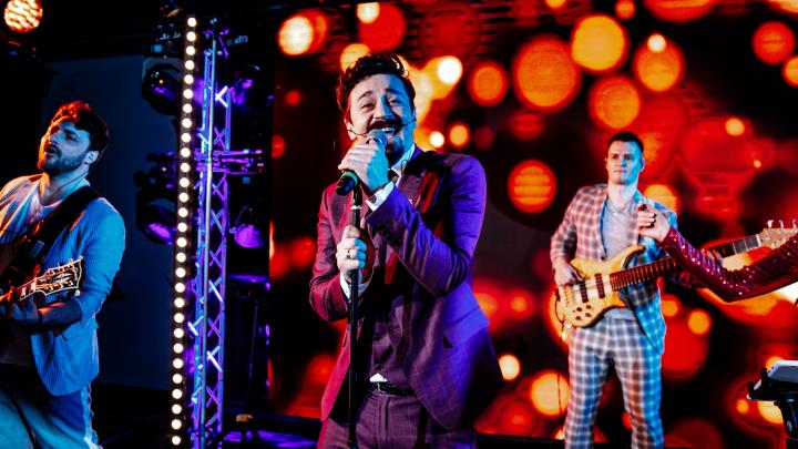Финалист шоу «Голос» стал участником конкурса на создание гимна Перми