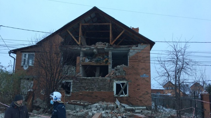 Шесть домов пострадали: разбираемся в последствиях взрыва газа в Метелёва