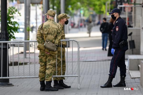 Режим самоизоляции и связанные с ним ограничения в Ростовской области пока не отменили