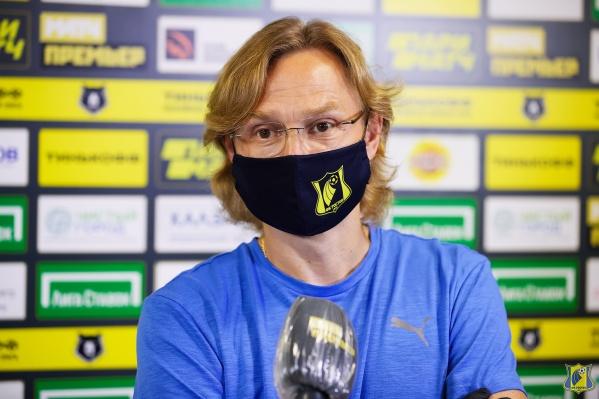 Валерий Карпин считает, что пятое место — успех для «Ростова»