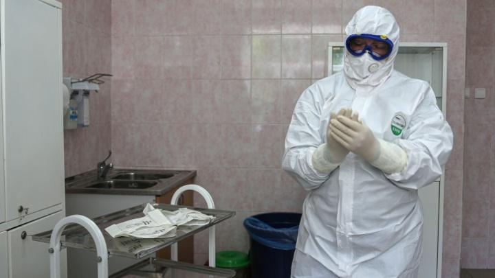 В Башкирии за сутки зафиксировали 418случаев внебольничной пневмонии