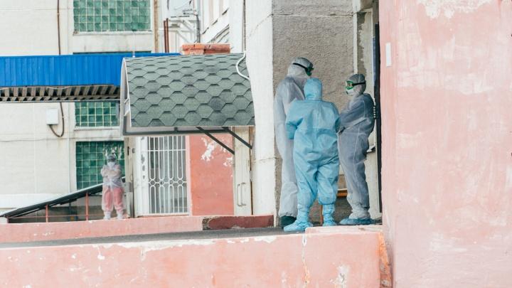 В Омской области коронавирусом заразились ещё 85 человек