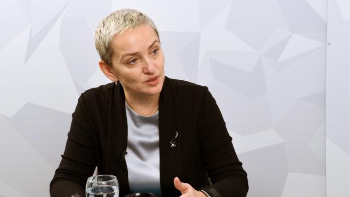 Анастасия Крутень сменила Оксану Мелехову на посту министра здравоохранения Прикамья