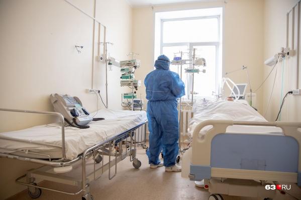 В Курганской области стали ежедневно выявлять почти сотню новых зараженных коронавирусной инфекцией