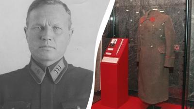 Фронтовой инстаграм: 168 пробоин в шинели генерала Глазкова