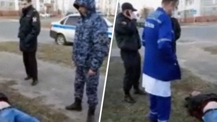 В Сарове мужчина напал на скорую помощь, чтобы украсть медицинские маски