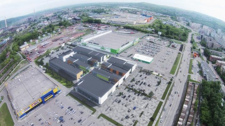 В Новокузнецке построят гигантский торговый парк по европейскому принципу