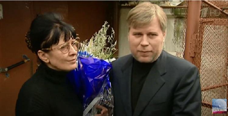 Тамара Рохлина с Анатолием Кучереной