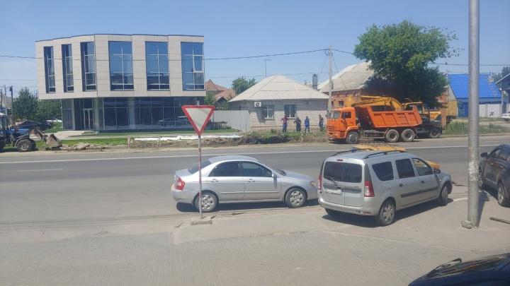 В Ворошиловском районе Волгограда ликвидировали засуху в кранах