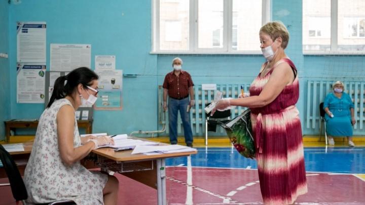 Красноярку внесли в списки голосующих на двух избирательных участках