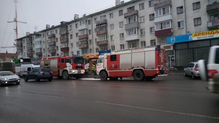 Посетители «Блин Хауса» в Архангельске эвакуировались из-за пожара