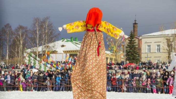 Масленица-2020: публикуем программу праздничных гуляний в Архангельске