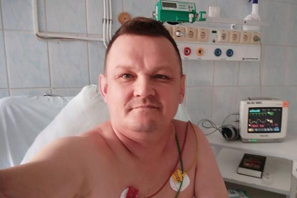 Камиль Бузыкаев попал в реанимацию 10 октября