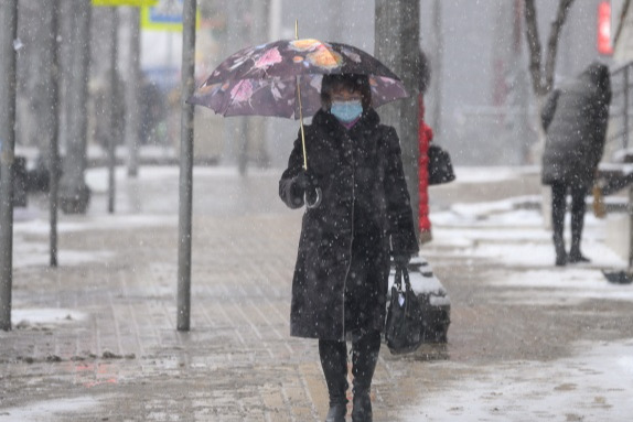 МЧС: штормовое предупреждение в Ростовской области сохранится до вечера 27декабря