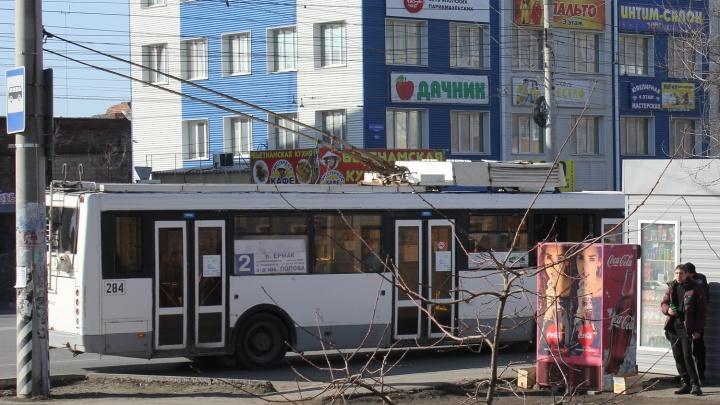 Как работает омский транспорт в режиме самоизоляции: всё, что вы хотели знать