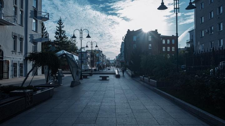 Омич сделал 3 тысячи фотографий, чтобы смонтировать сорокасекундный ролик об Омске