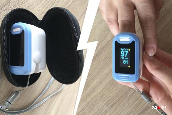 Так выглядят карманные приборы для измерения уровня кислорода в крови