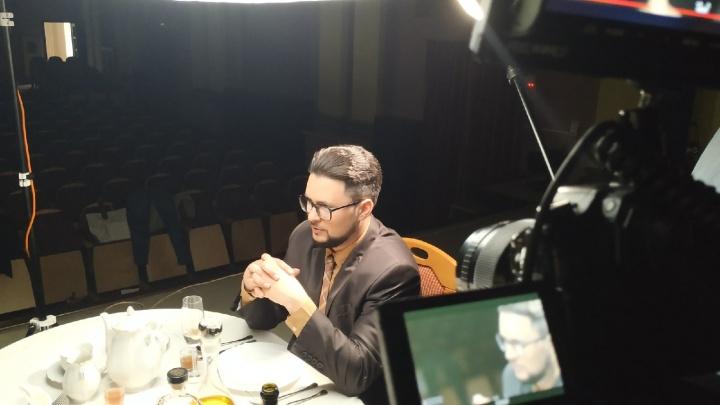 Команда телеканала «Тюменское время» сняла документальный фильм о разведчике Николае Кузнецове