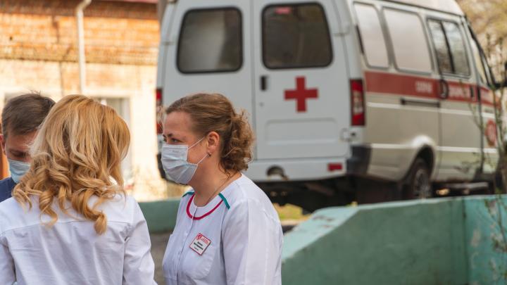 В Омске появились девять новых заражённых коронавирусной инфекцией
