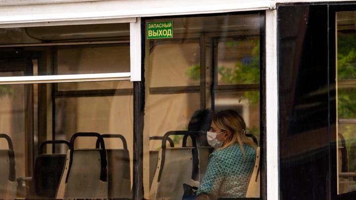 Голубев поручил минимизировать загруженность городского транспорта в часы пик. Расписания изменятся