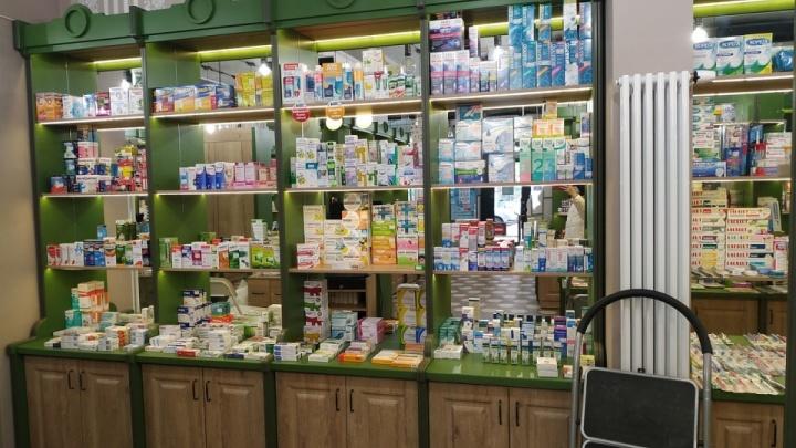 В Минздраве рассказали, когда в аптеки Новосибирска поступят два важных антибиотика