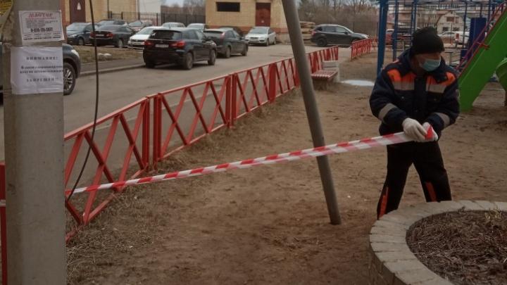 Увезли на операционный стол: в Ярославской области школьница расшиблась на детской площадке