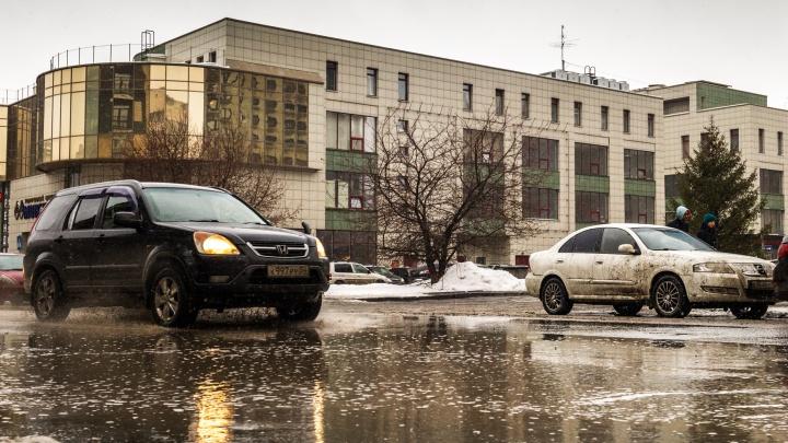 «Паводок будет тяжёлый»: губернатор поручил сохранить дороги Новосибирской области во время таяния снега