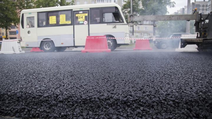 В пятницу дорожники будут работать на восьми улицах Челябинска одновременно. Публикуем список