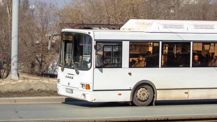 В Самаре автобусы пустили в объезд улицы Земеца