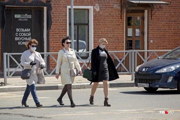 В Архангельской области режим повышенной готовности продлен до 15 июня<br>