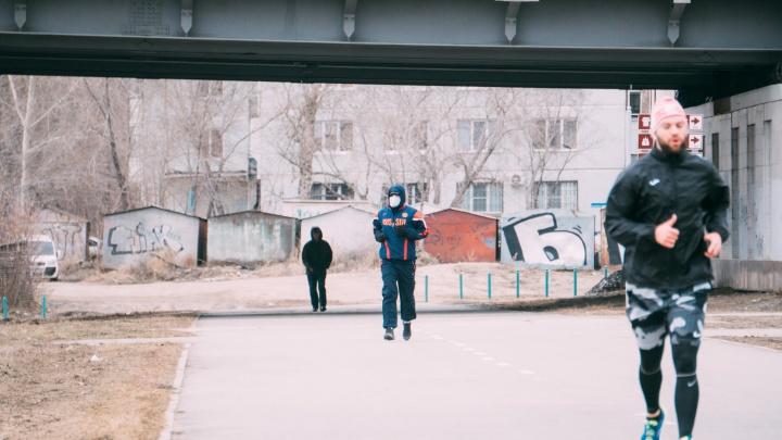 Сибирский международный марафон в Омске перенесли, но всего на день