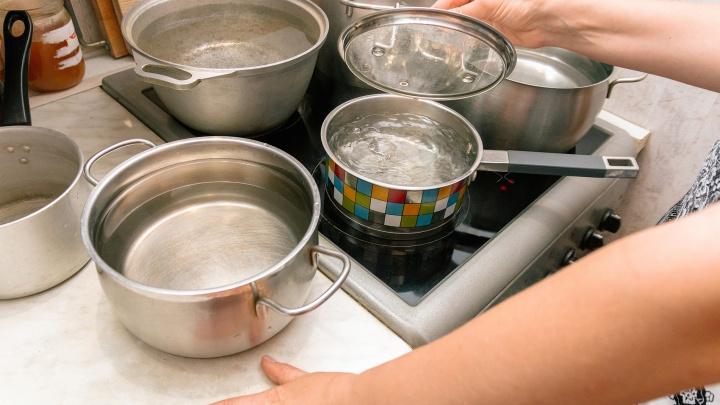 Стало известно, где в Самарской области отключат горячую воду после праздников