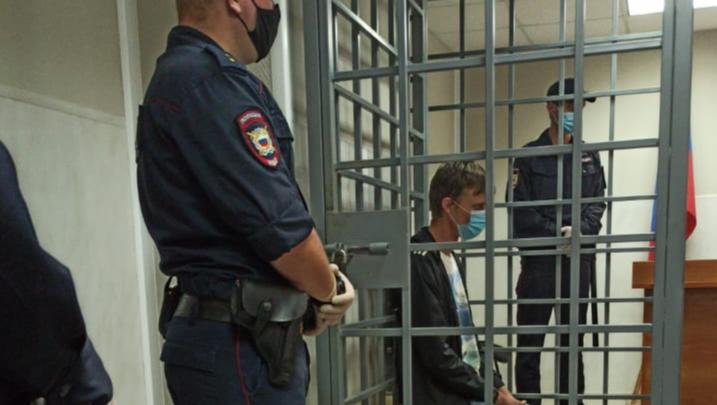 Уфимца, убившего жену на глазах у детей в Челябинской области, отправили в СИЗО
