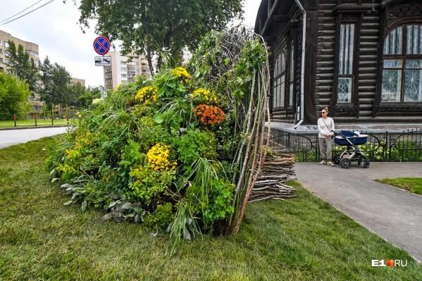Организаторы фестиваля хотят показать, насколько красивым может стать город, если в нем будет больше зелени