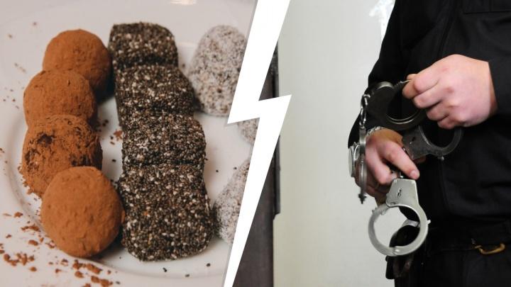 Украл 38 коробок шоколадных конфет и утюг: в Асбесте задержали «сладкого» вора