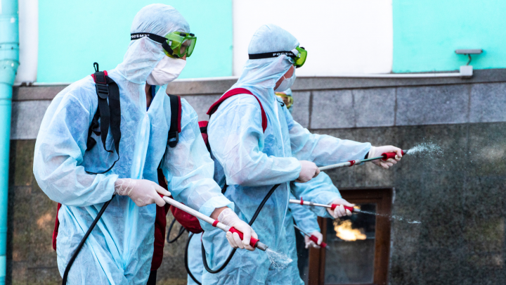Пресс-секретарь президента рассказал о своих симптомах при коронавирусе: хроники пандемии