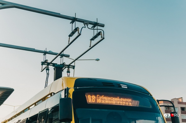 Необычный транспорт связывает микрорайон с областной столицей