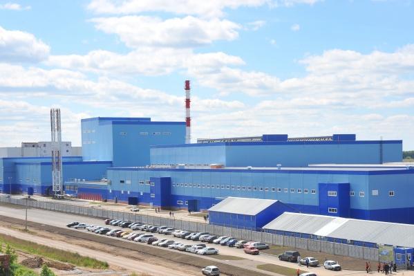 Омский стекольный завод выпускал продукцию почти десять лет
