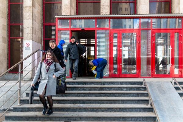 Из других субъектов РФ можно приехать на автобусе на самарский автовокзал