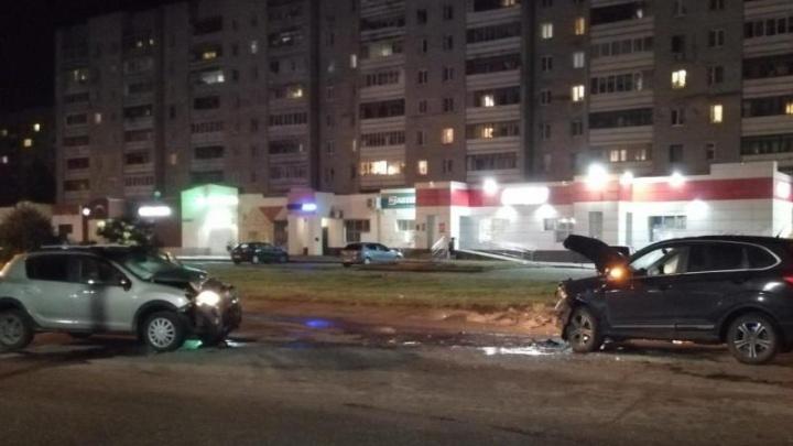 В ДТП в Заволжском районе Ярославля пострадала шестилетняя девочка