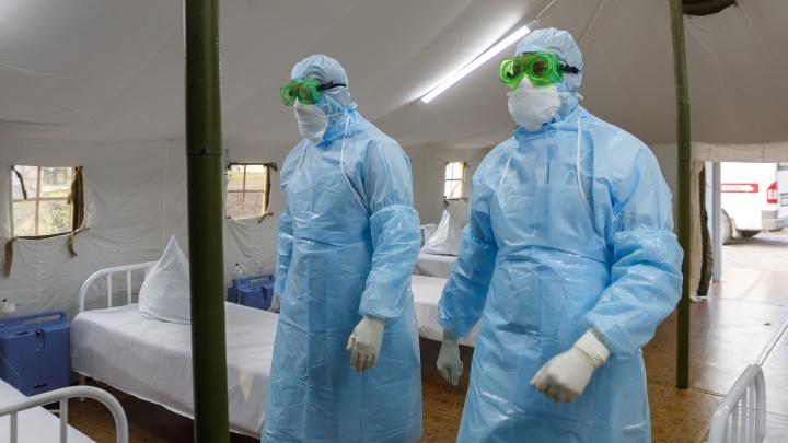 +49 больных только за сутки: в Волгограде коронавирус выявили уже у 1061 человека