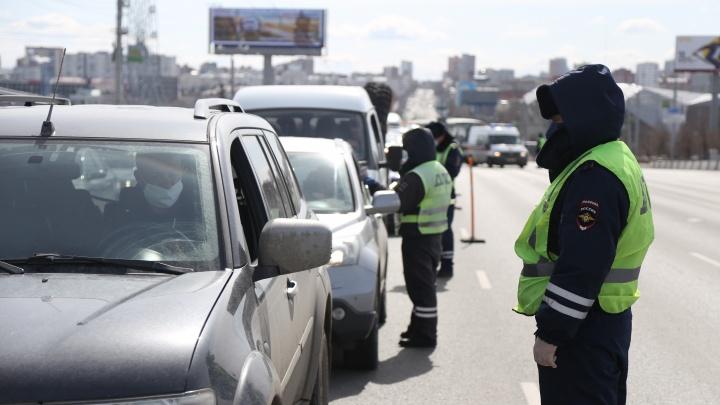 В Самарской области ввели особый режим контроля за автомобилистами