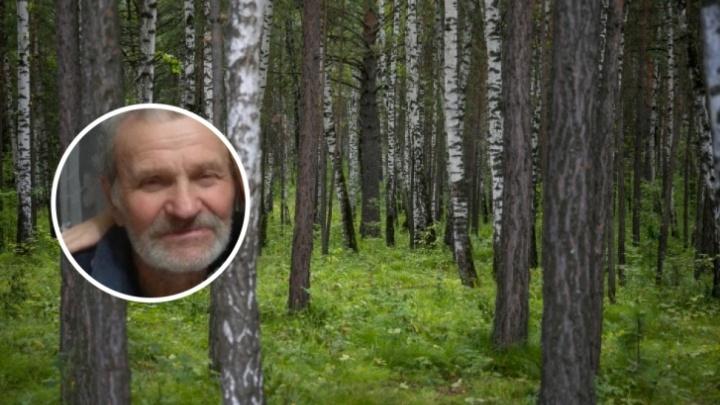 «Ел грибы и спал в пихтовых ветках»: нашелся 78-летний дедушка, которого искали 5 дней в лесу