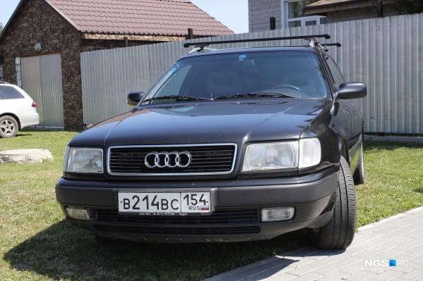 Audi 100 Avant 1992 года выпуска