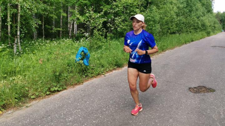 Архангелогородка Анна Теплякова победила в тульском марафоне «Щит и меч»