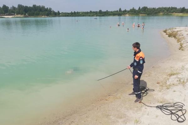 Во время аномальной жары южноуральцы гибли на озёрах практически ежедневно